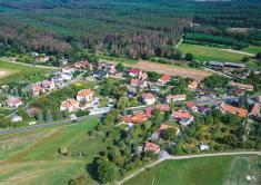 Letecké snímky obce - Česko z nebe