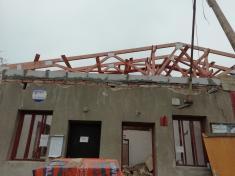 Rekonstrukce hasičárny v Rasochách